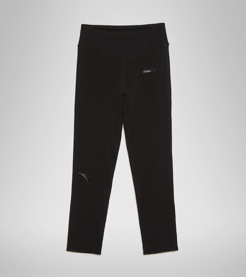 Apparel Sportswear DONNA L. LEGGINGS URBANITY BLACK Diadora