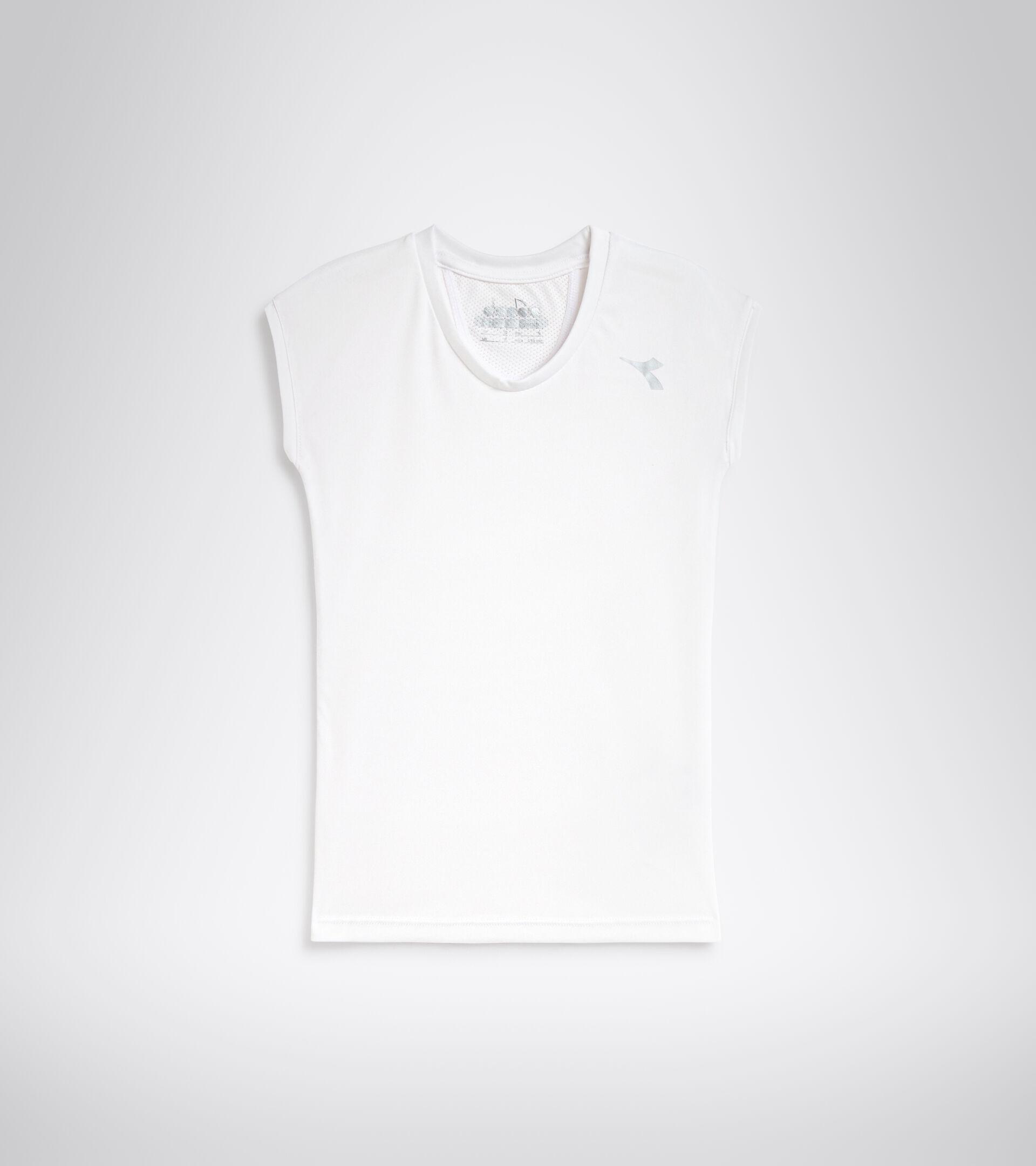Apparel Sport BAMBINO G. T-SHIRT TEAM OPTICAL WHITE Diadora