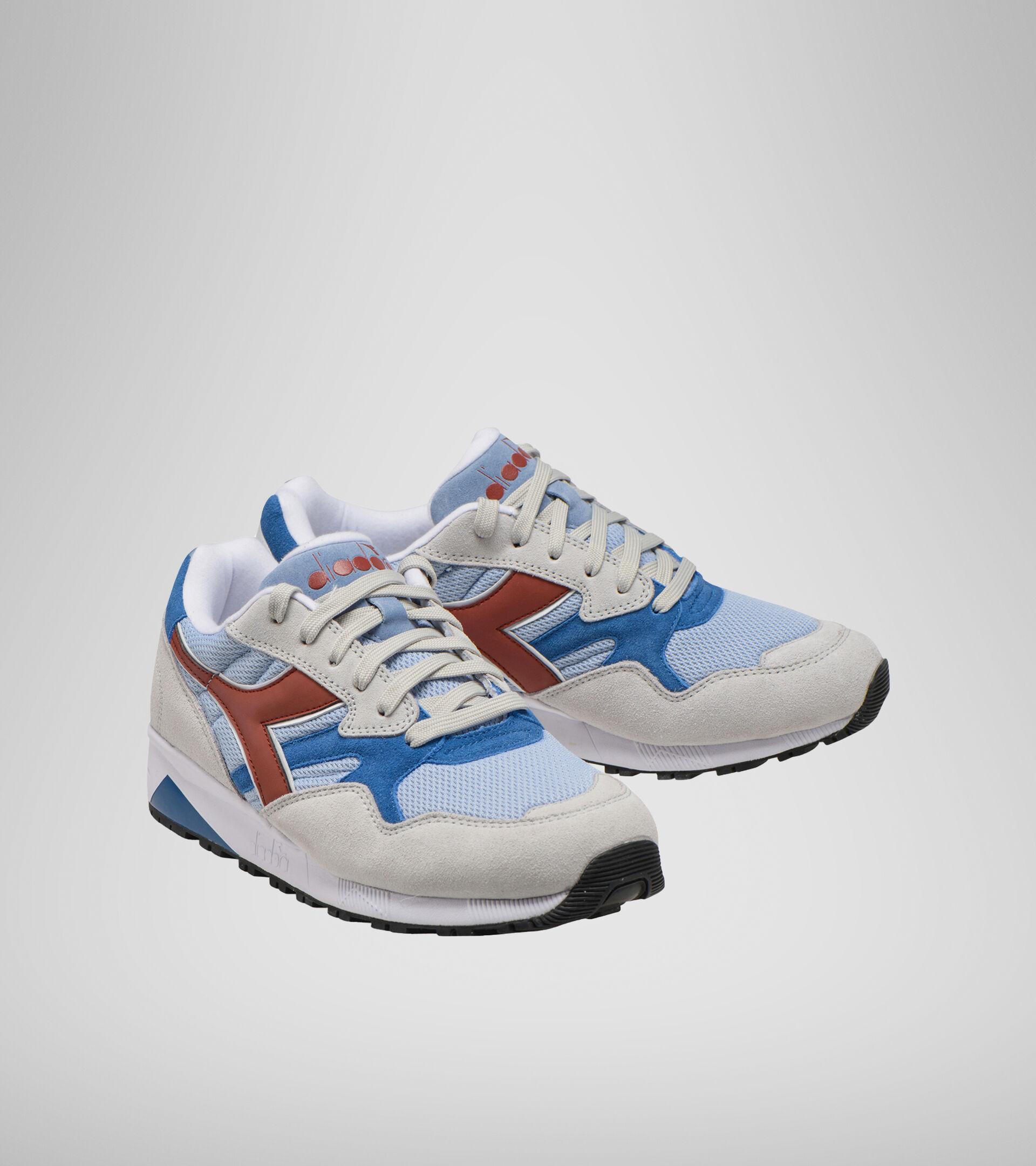 Footwear Sportswear UNISEX N902 S DAWN BL/RED OCHRE/MYKONOS BL Diadora