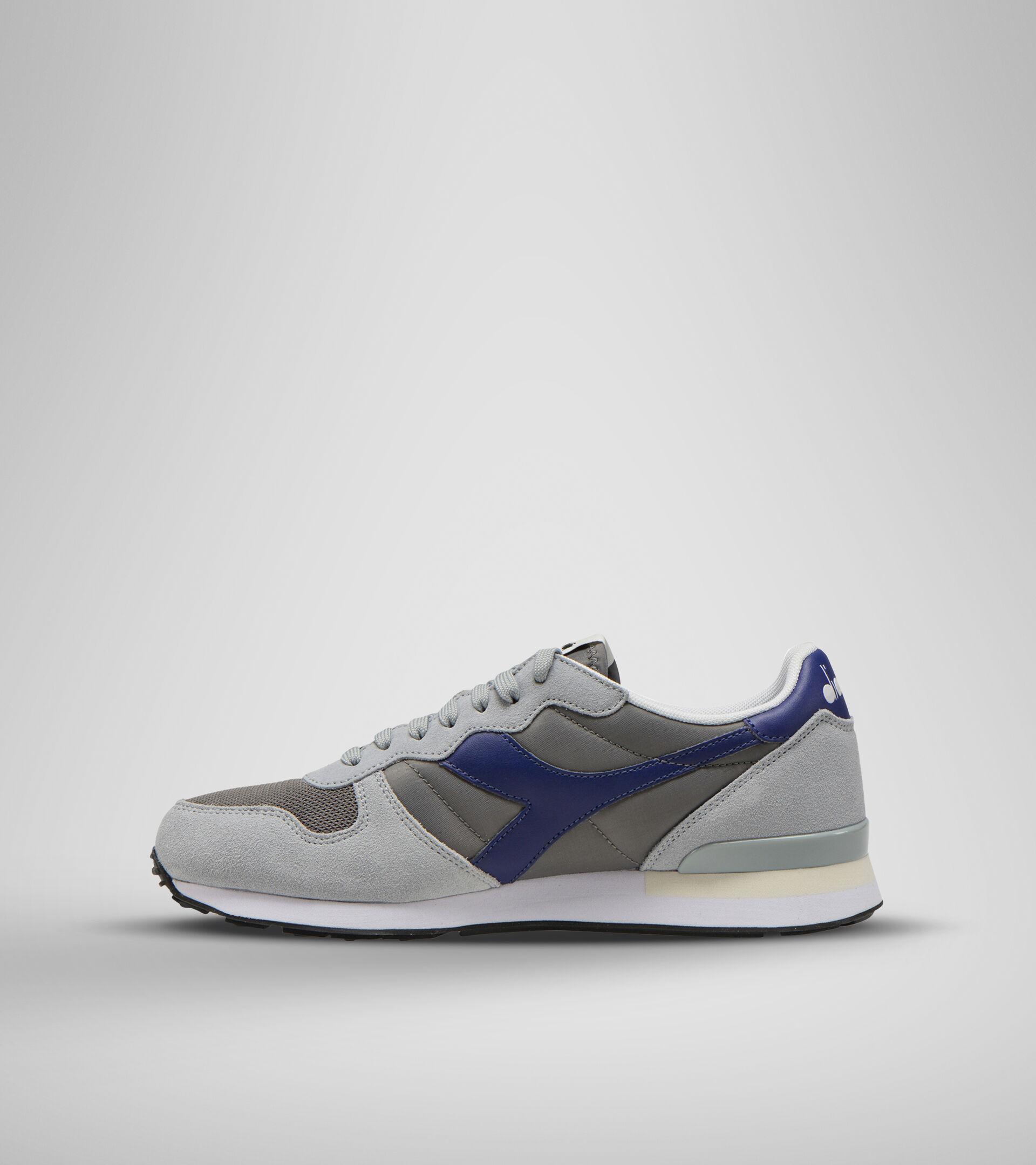 Footwear Sportswear UNISEX CAMARO HIGH-RISE/CHARCOAL GRY/BLUEPRI Diadora