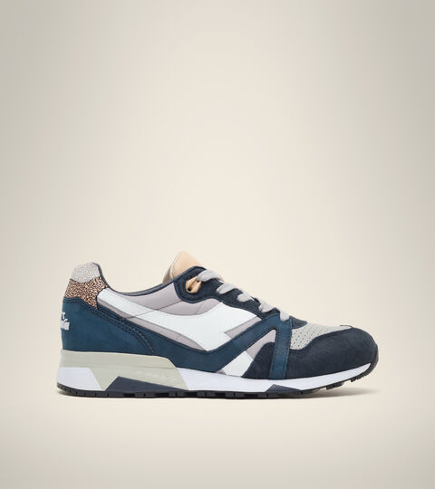 Chaussures Heritage Made in Italy - Homme N9000 ITALIA GRIS COLOMBE - Diadora