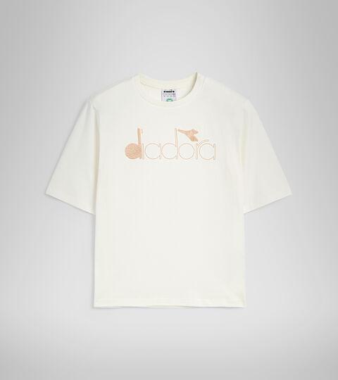 T-shirt - Femme L. T-SHIRT SS URBANITY BLANCHE - Diadora
