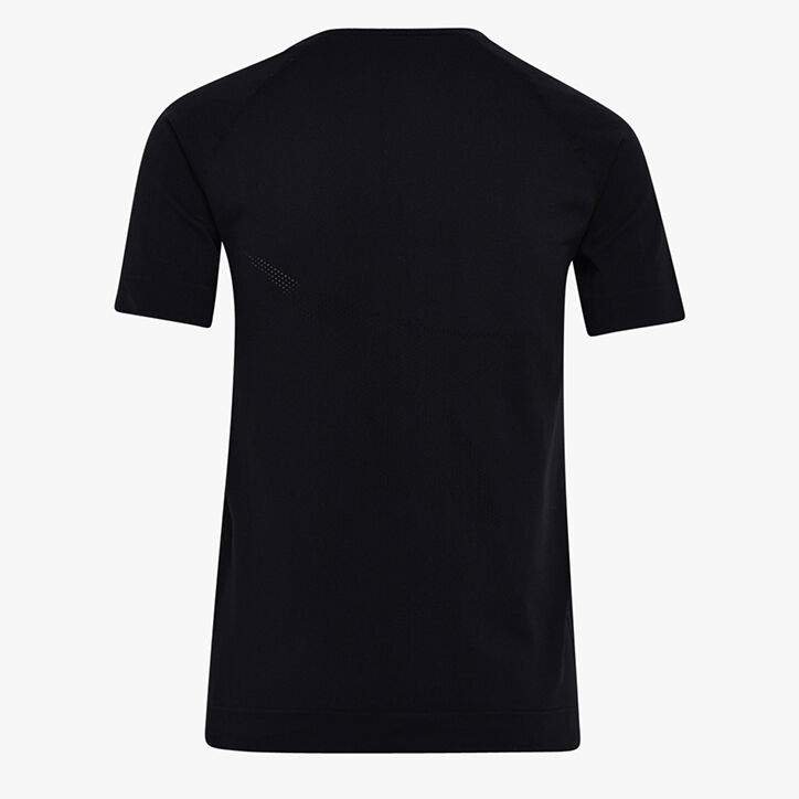 L. SS SKIN FRIENDLY T-SHIRT, NEGRO, large