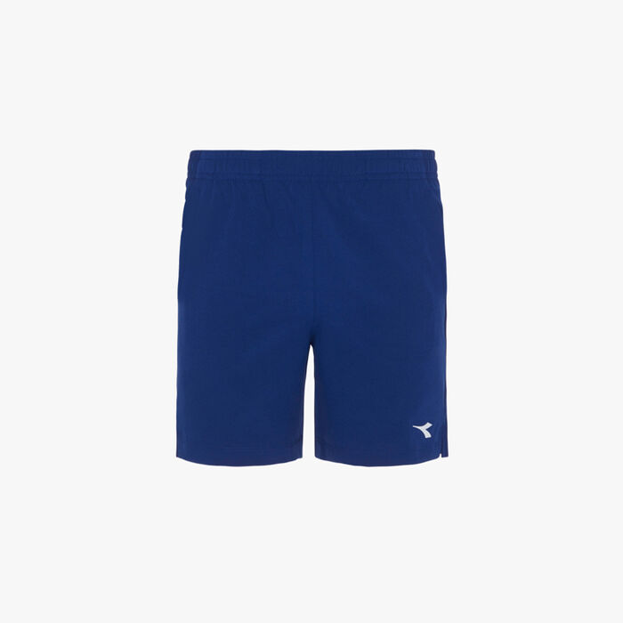 J. SHORT COURT, KLASSISCH BLAU, large