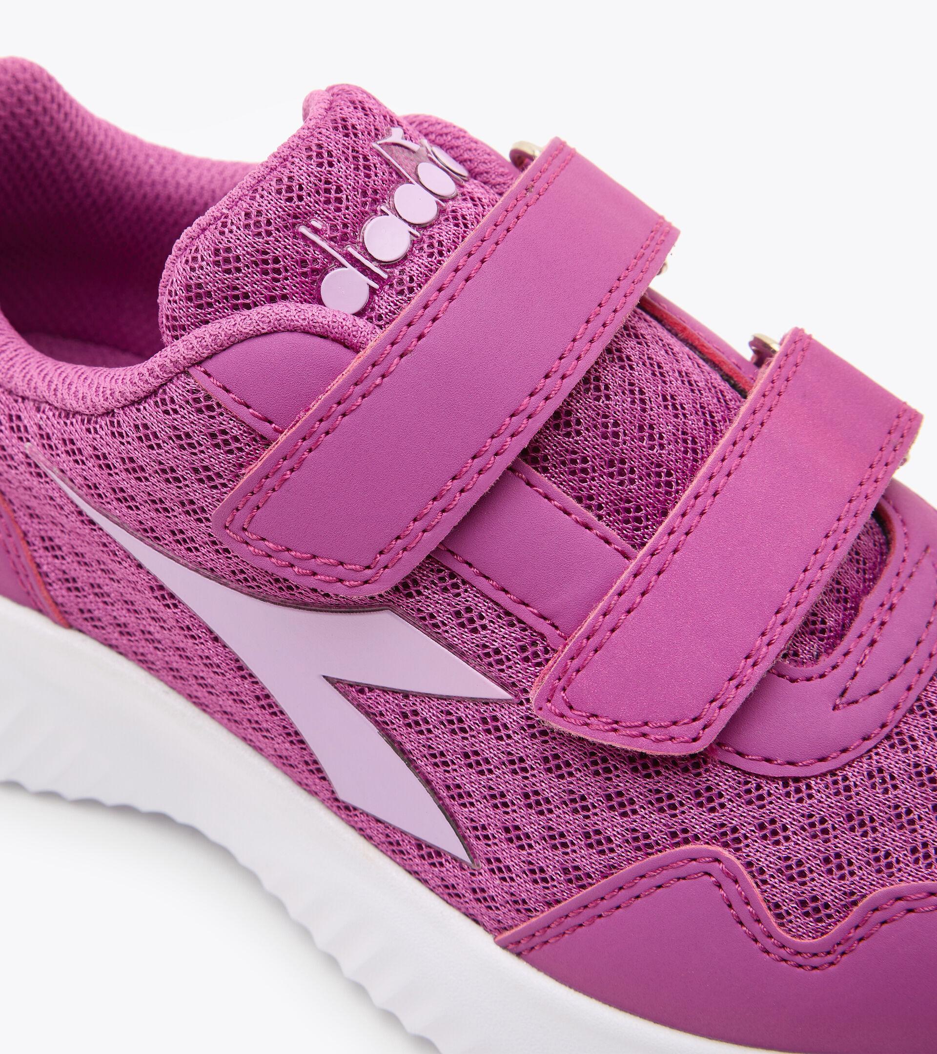 Footwear Sport BAMBINO ROBIN 2 JR V VIOLA VIVIDO/VIOLA TULLE Diadora