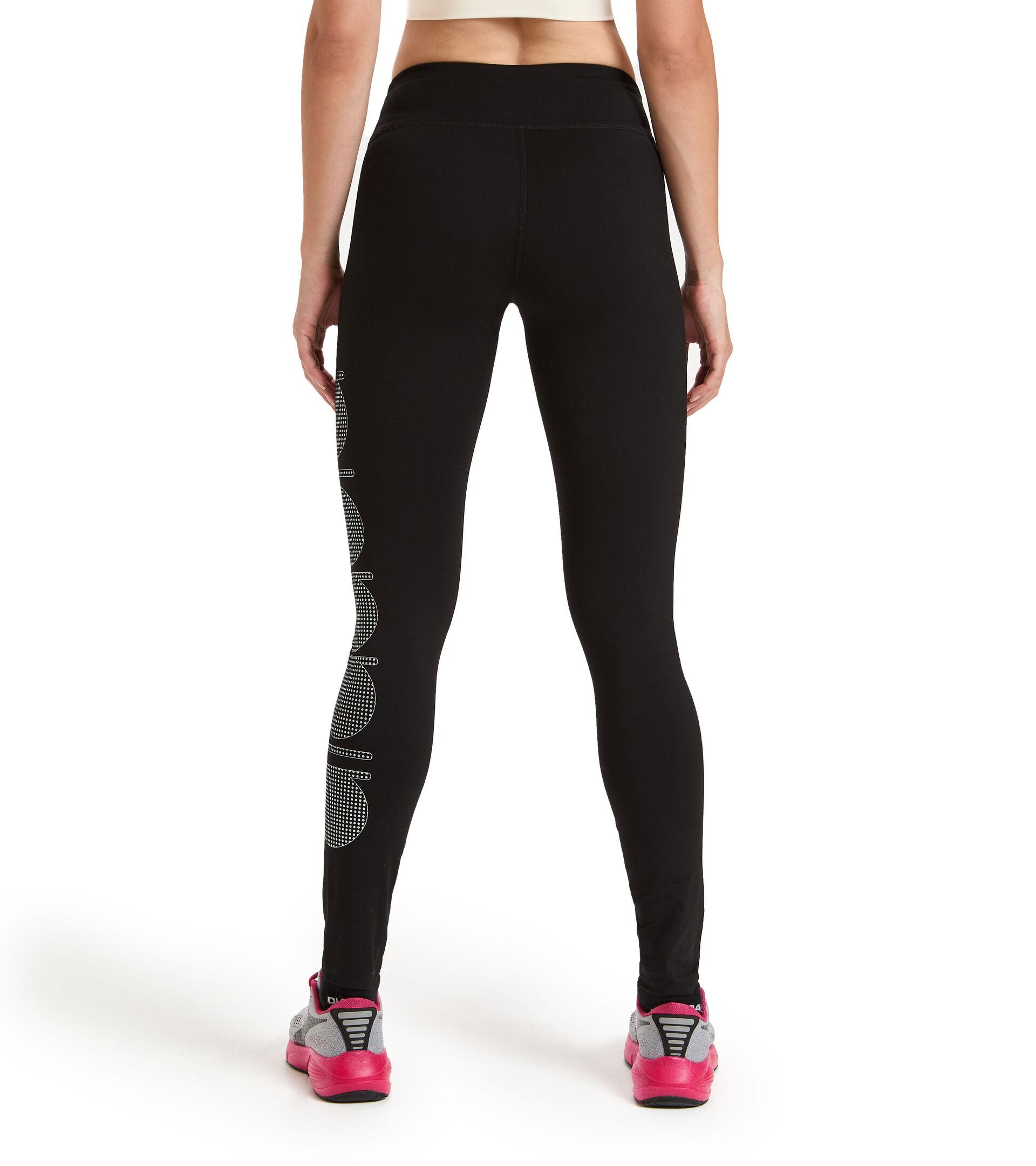 Apparel Sport DONNA L. STC LEGGINGS BE ONE BLACK Diadora