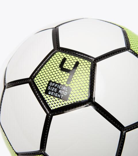 Accessories Sport UNISEX BOMBER 4 BIANCO/GIALLO FLUO DIADORA /NE Diadora