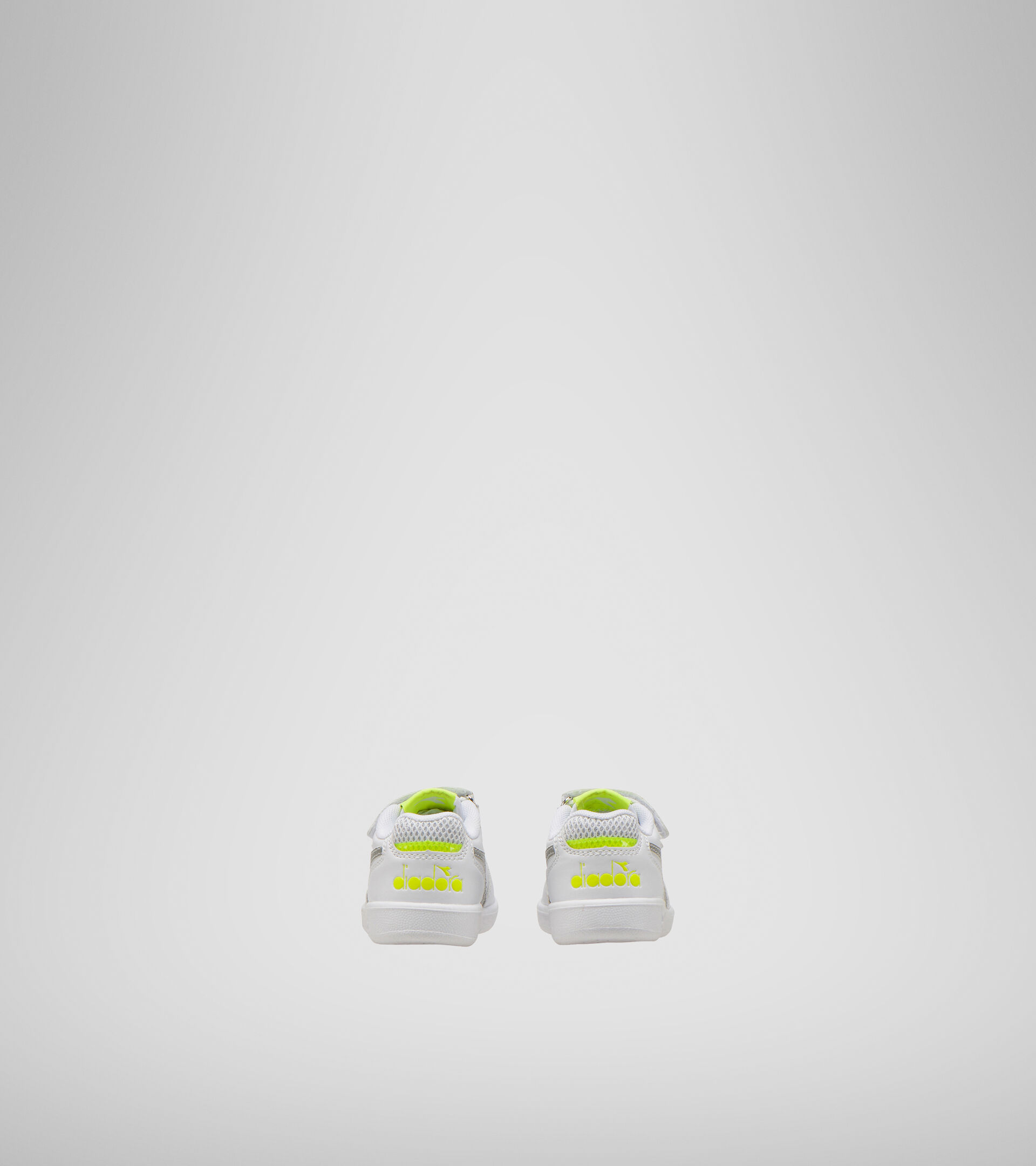 Footwear Sport BAMBINO PLAYGROUND TD GIRL BLANCO/ORO CLARO BRILLANTE Diadora