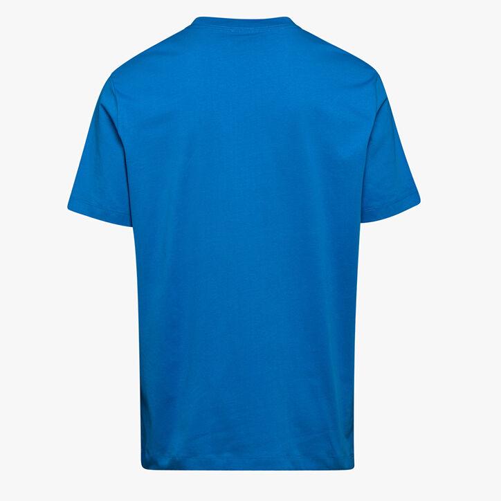T-SHIRT SS 5PALLE OFFSIDE OC, BLUE MEDITERRANEAN, large