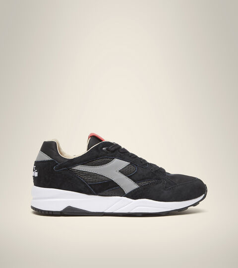 Chaussures Heritage Made in Italy - Homme ECLIPSE ITALIA NOIR - Diadora