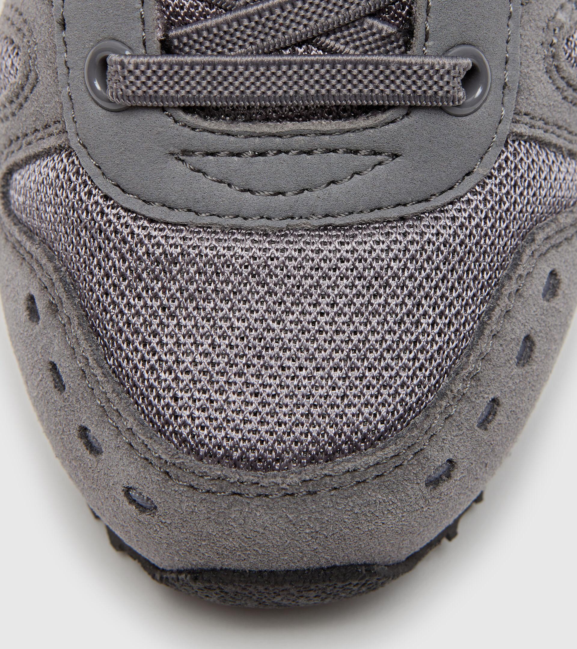 Sports shoes - Kids 4-8 years SIMPLE RUN PS STEEL GRAY - Diadora
