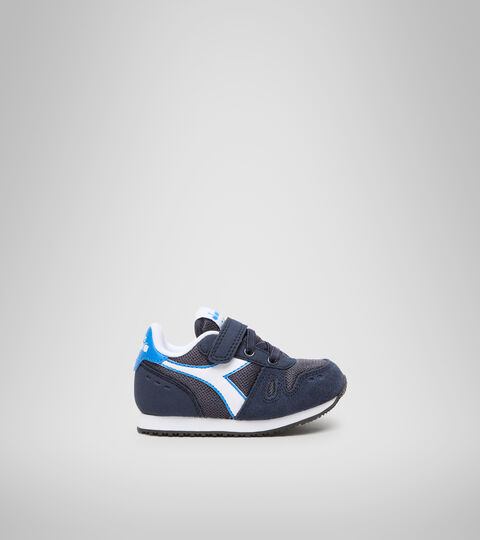 Footwear Sport BAMBINO SIMPLE RUN TD BLUE CORSAIR Diadora