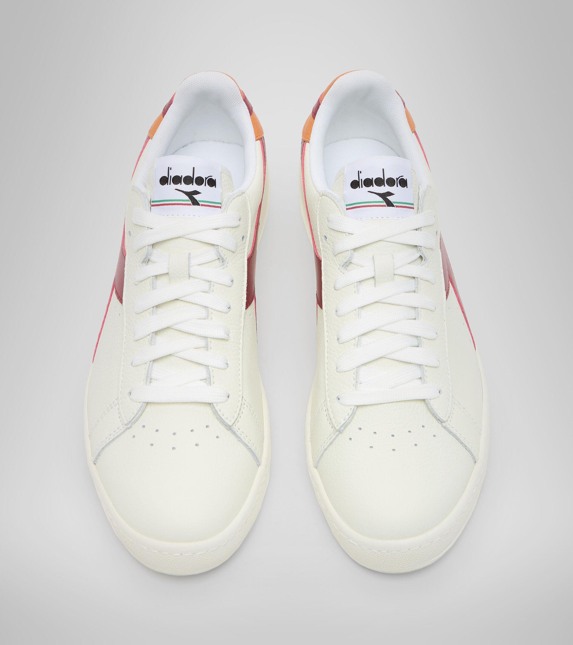 Footwear Sportswear UNISEX GAME L LOW RHUBARB/DESERT SUN Diadora