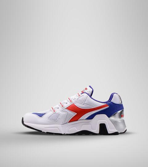 Sports shoe - Men MYTHOS WHITE/FIERY RED/SPECTRUM BLUE - Diadora