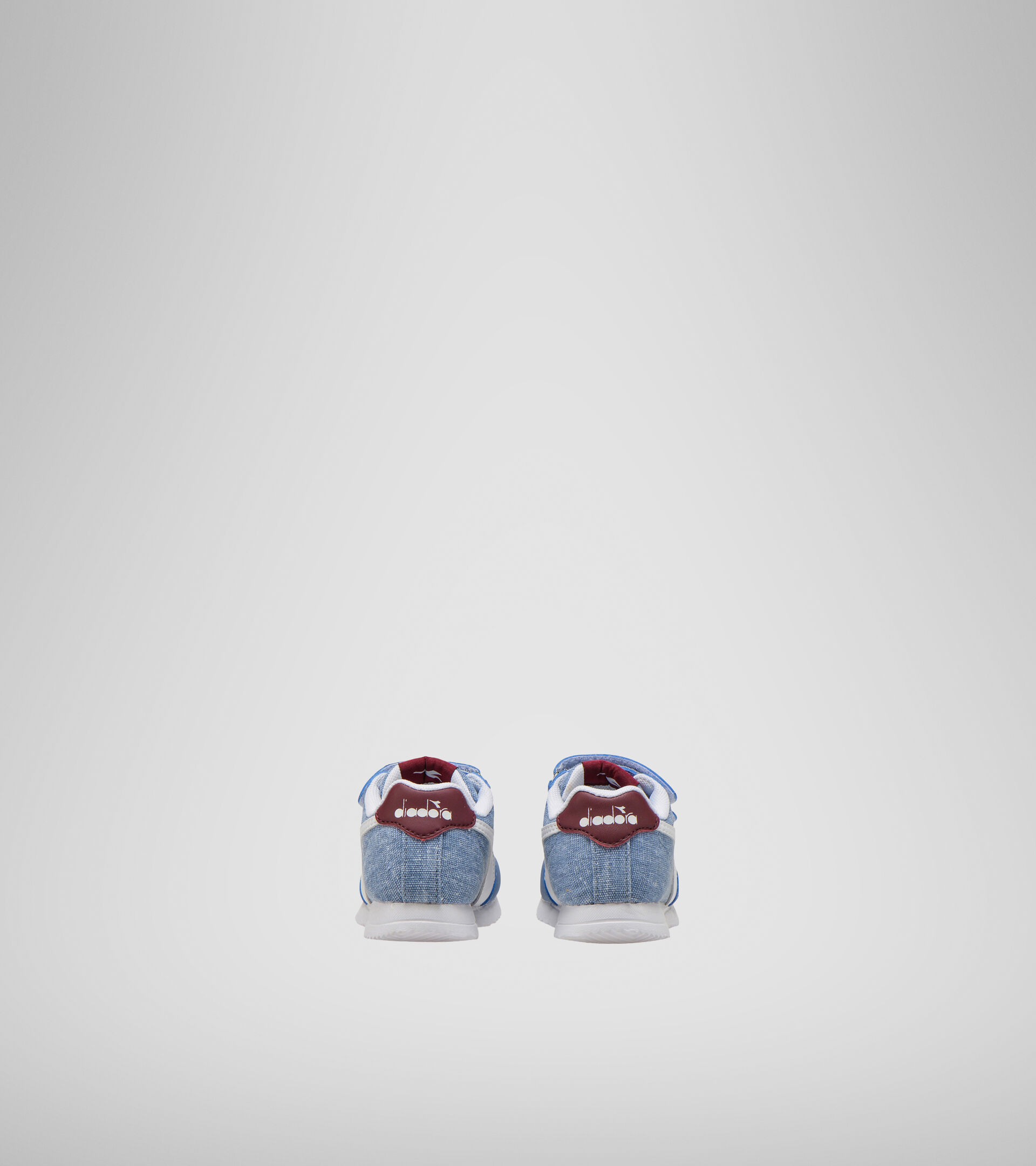 Footwear Sport BAMBINO JOG LIGHT TD BL DENIM SBIADITO/VLA SCORZA Diadora