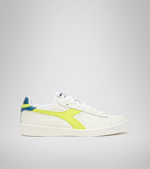Footwear Sportswear UNISEX GAME L LOW BLCO/MANANTIALES DE SULFURO/AZ Diadora