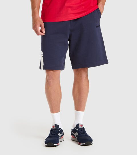 Sportswear bermuda - Unisex BERMUDA ICON CLASSIC NAVY - Diadora