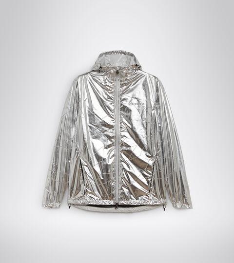 Chaqueta impermeable para correr - Hombre RAIN LOCK JACKET REFLEJO DE PLATA - Diadora