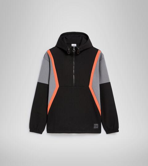 Apparel Sportswear UOMO HOODIE URBANITY NEGRO Diadora