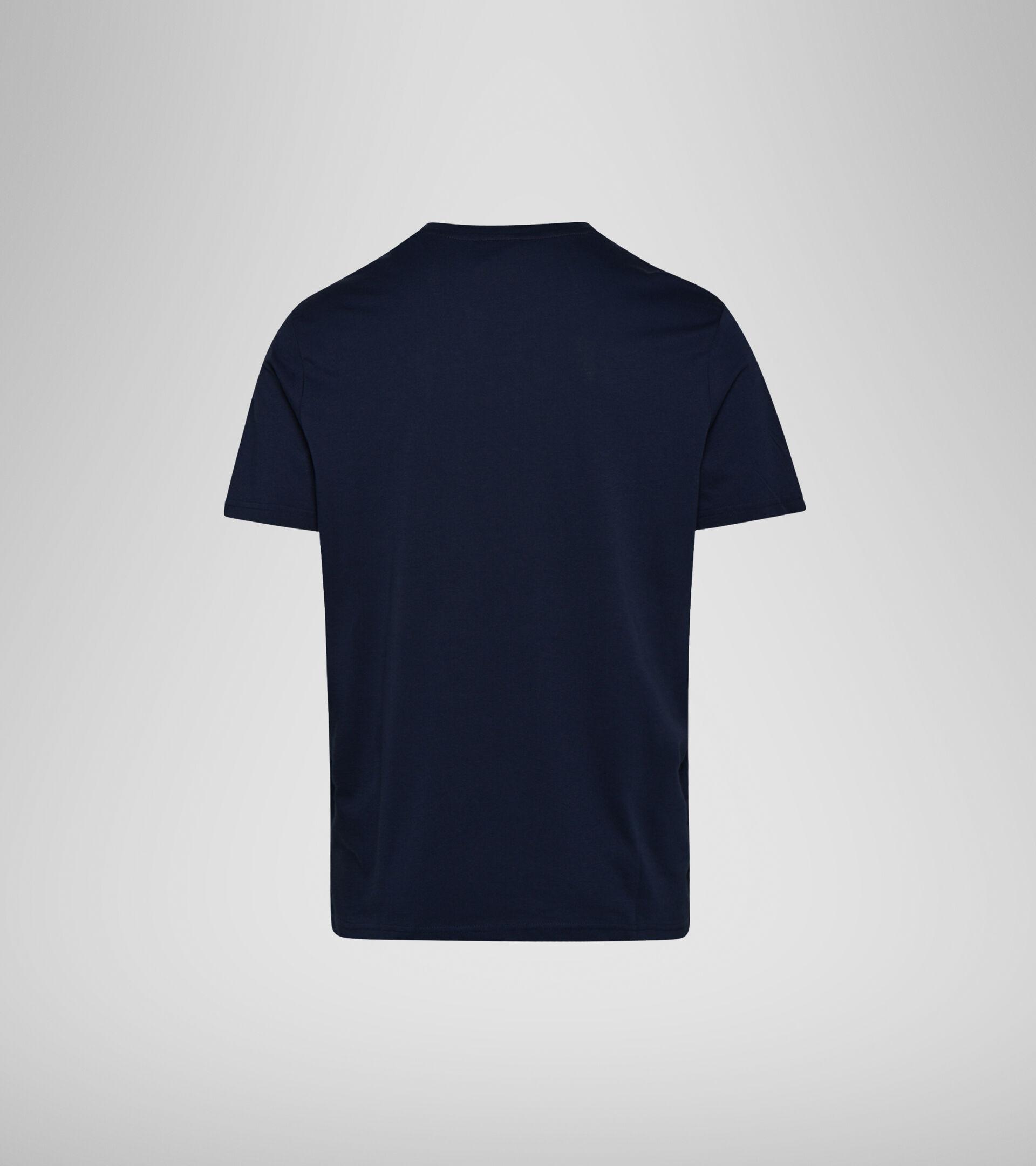 Apparel Sport UOMO T-SHIRT SS FREGIO CLUB BLUE CORSAIR Diadora