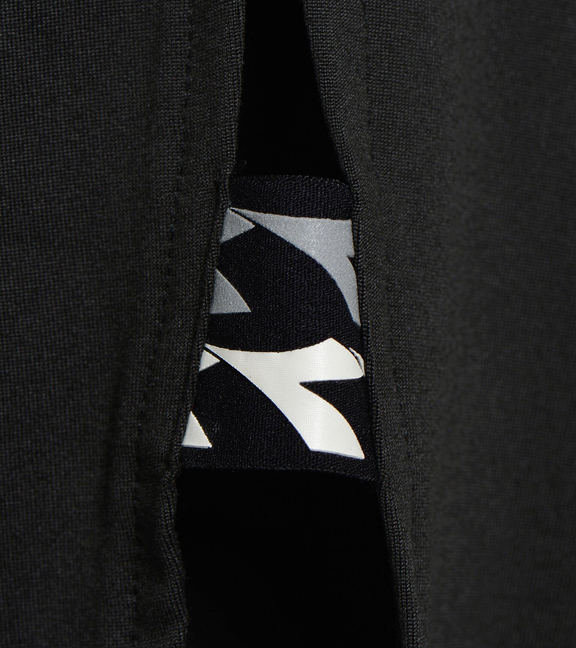 Camiseta sin mangas para correr - Mujer L. TANK BE ONE NEGRO - Diadora