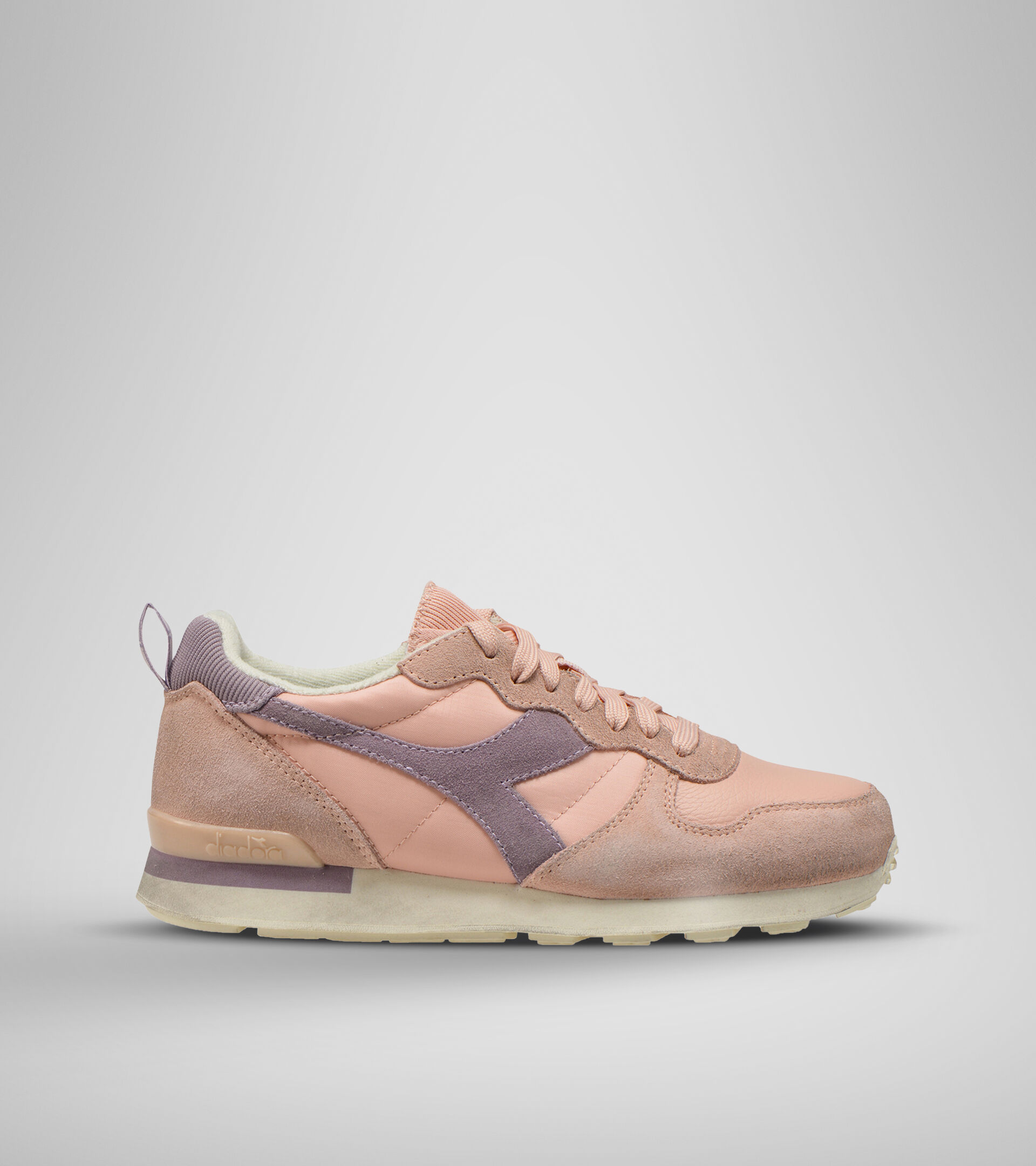 Footwear Sportswear DONNA CAMARO ICONA WN EVENING SAND/NIRVANA Diadora