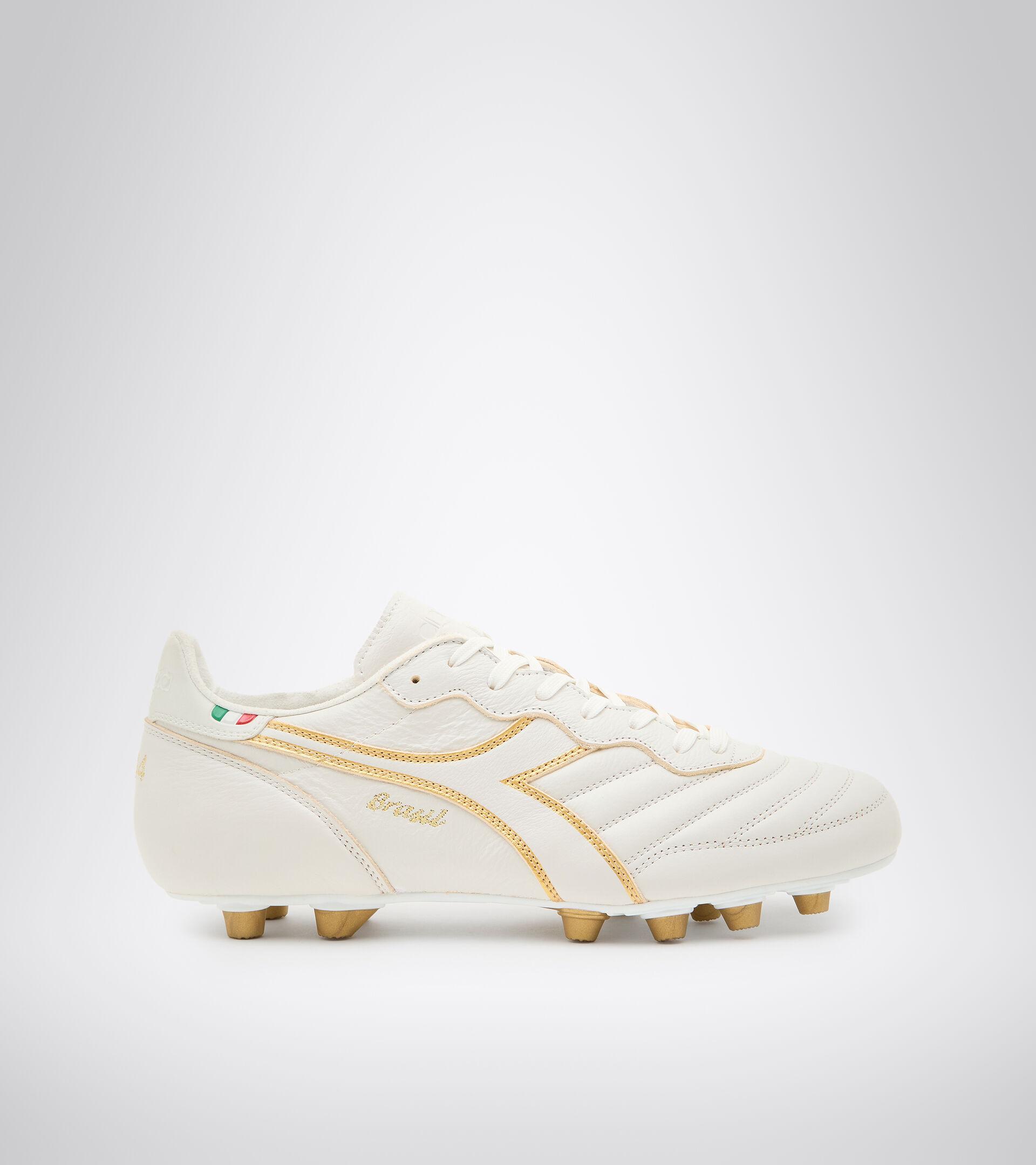 Footwear Sport UOMO BRASIL ITALY OG LT+  MDPU BLANCO/ORO MARRON Diadora