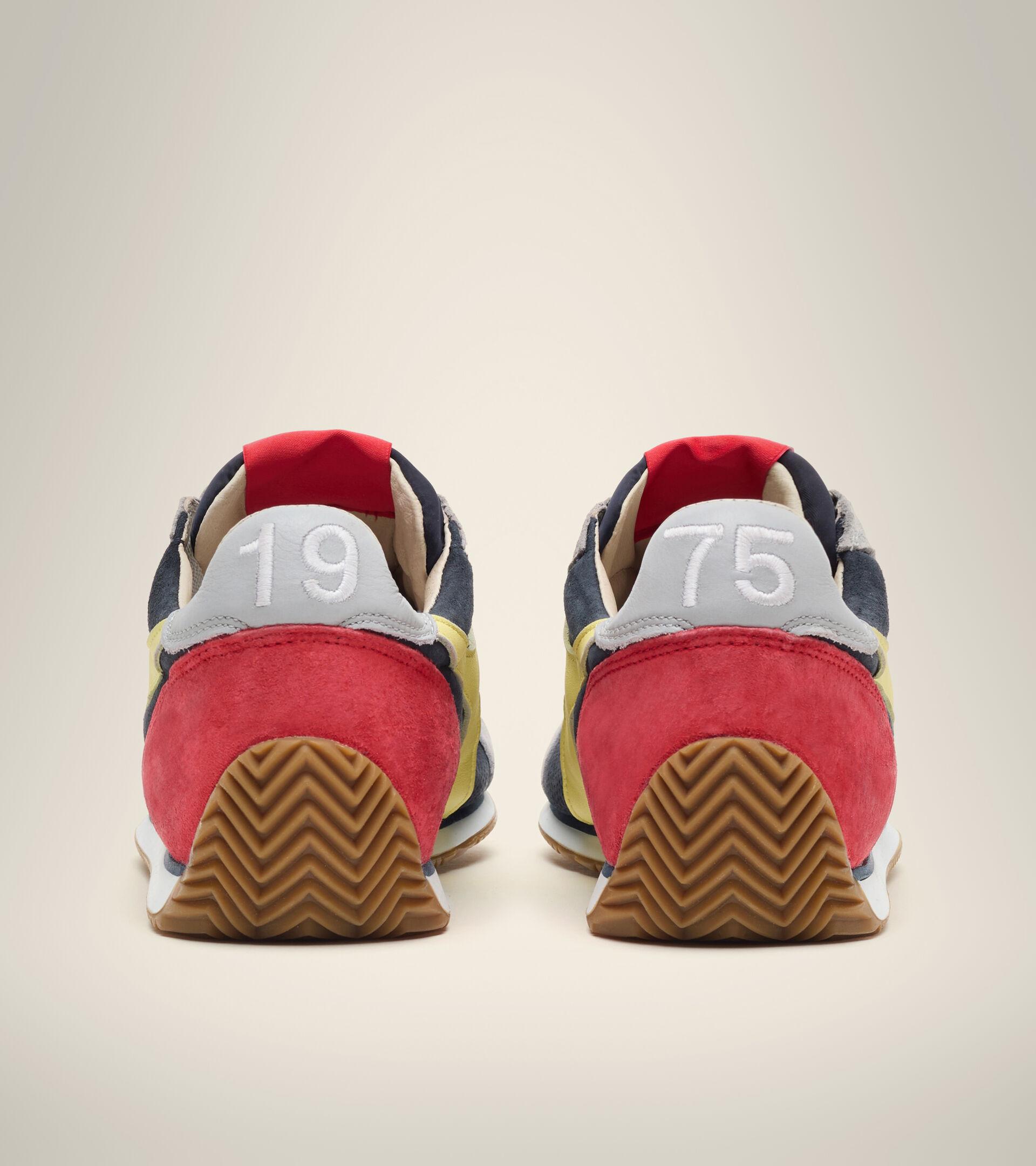 Footwear Heritage UNISEX EQUIPE SUEDE SW BLUE DENIM/HIGH RISE Diadora