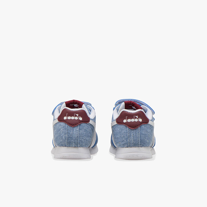 JOG LIGHT TD, FADED DENIM/ZINFANDEL, large