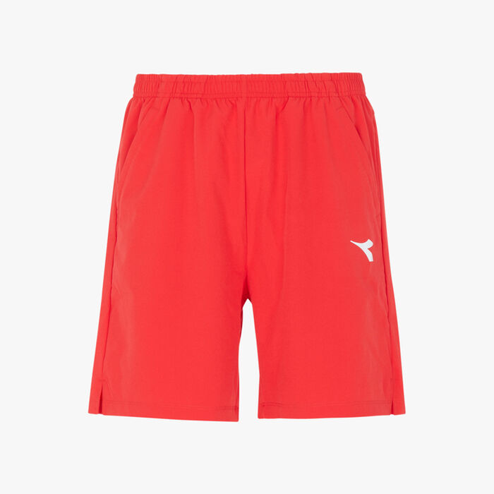 SHORT COURT, ROUGE, large