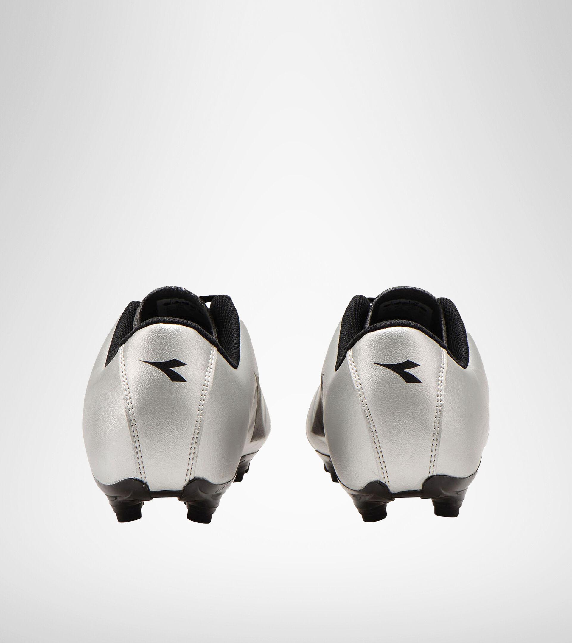 Footwear Sport UOMO PICHICHI 3 MG14 SILVER DD/BLACK Diadora