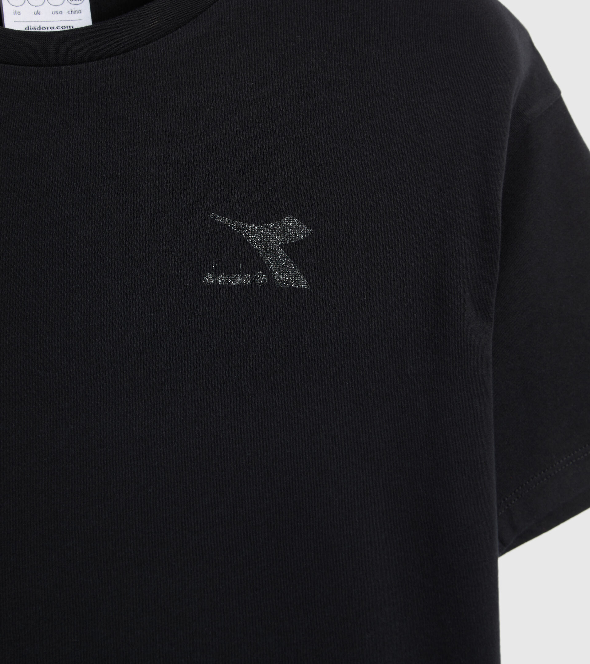 T-shirt - Women L.T-SHIRT SS BLINK BLACK - Diadora