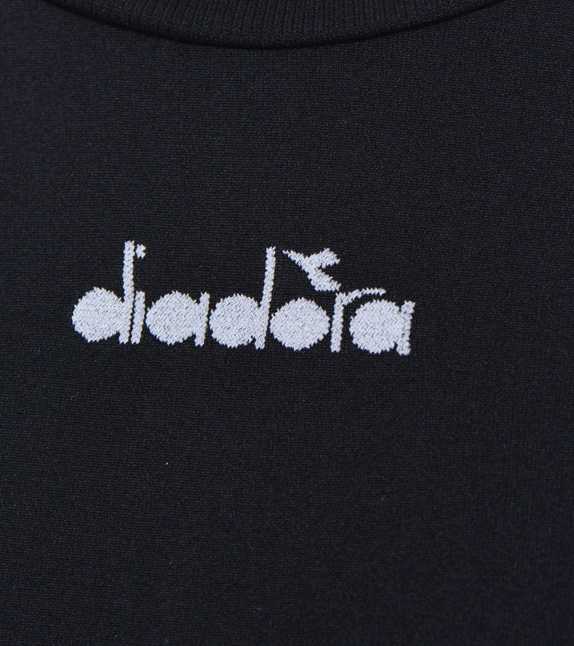 Apparel Sport DONNA L. SS SKIN FRIENDLY T-SHIRT BLACK Diadora