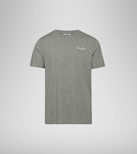 T-Shirt - Herren SS T-SHIRT CORE OC LICHT MITTELGRAU MELANGE - Diadora