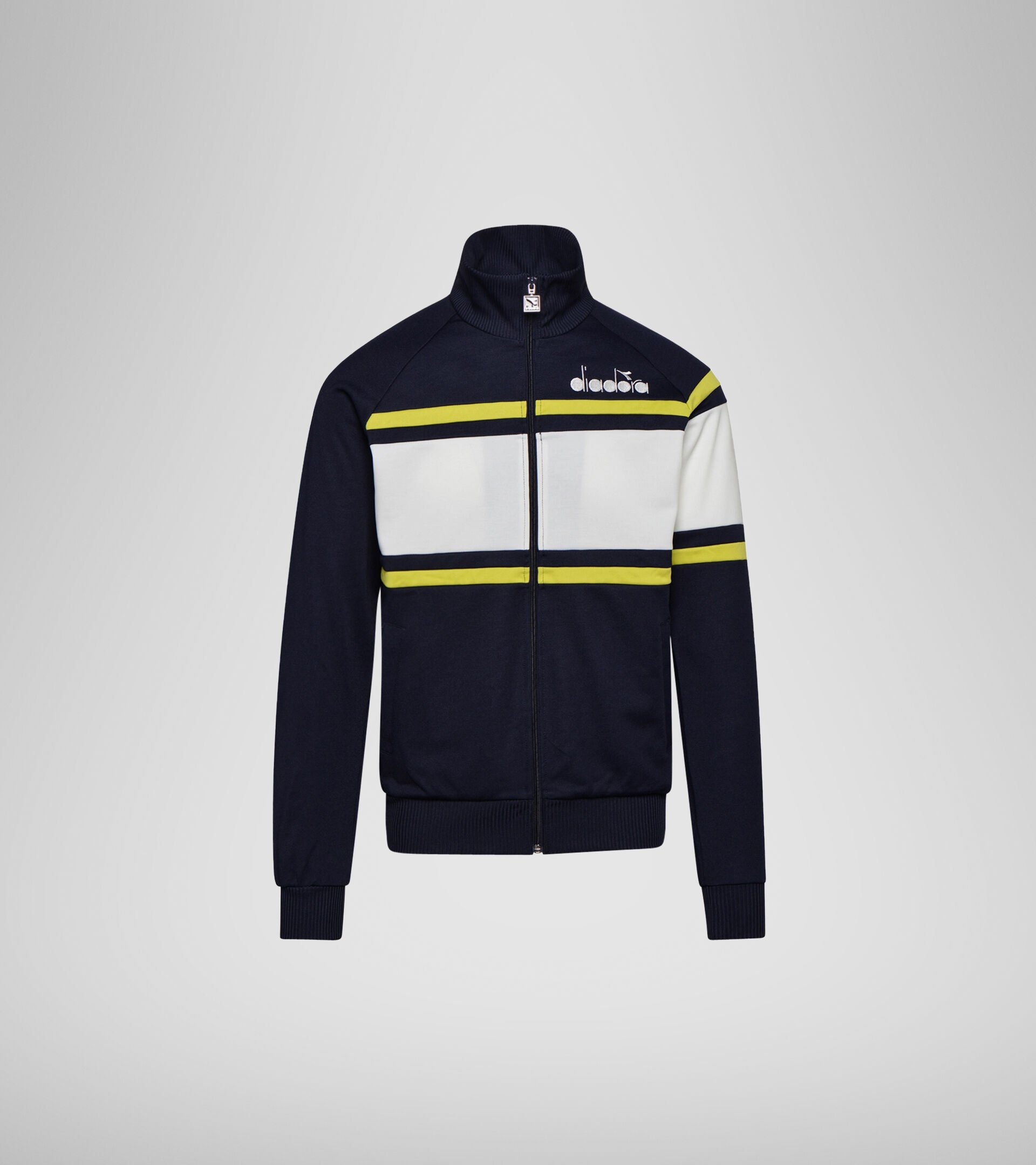 Sportswear-Jacke - Unisex JACKET 80S CABAN BLAU - Diadora