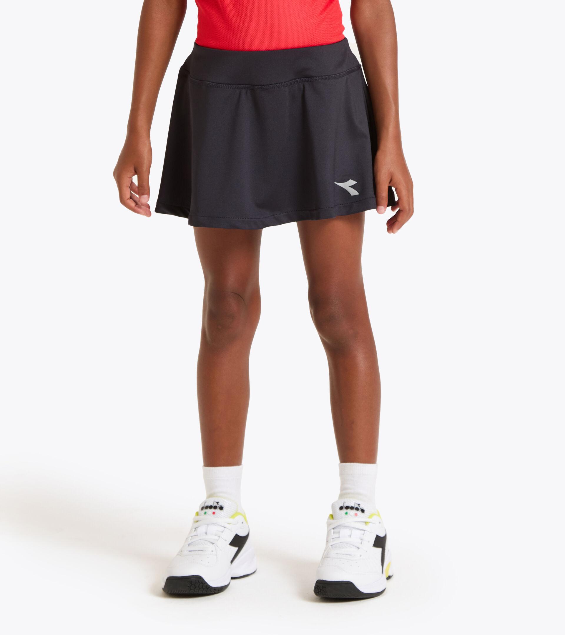Tennisrock - Junior G. SKIRT COURT NEUN EISEN - Diadora