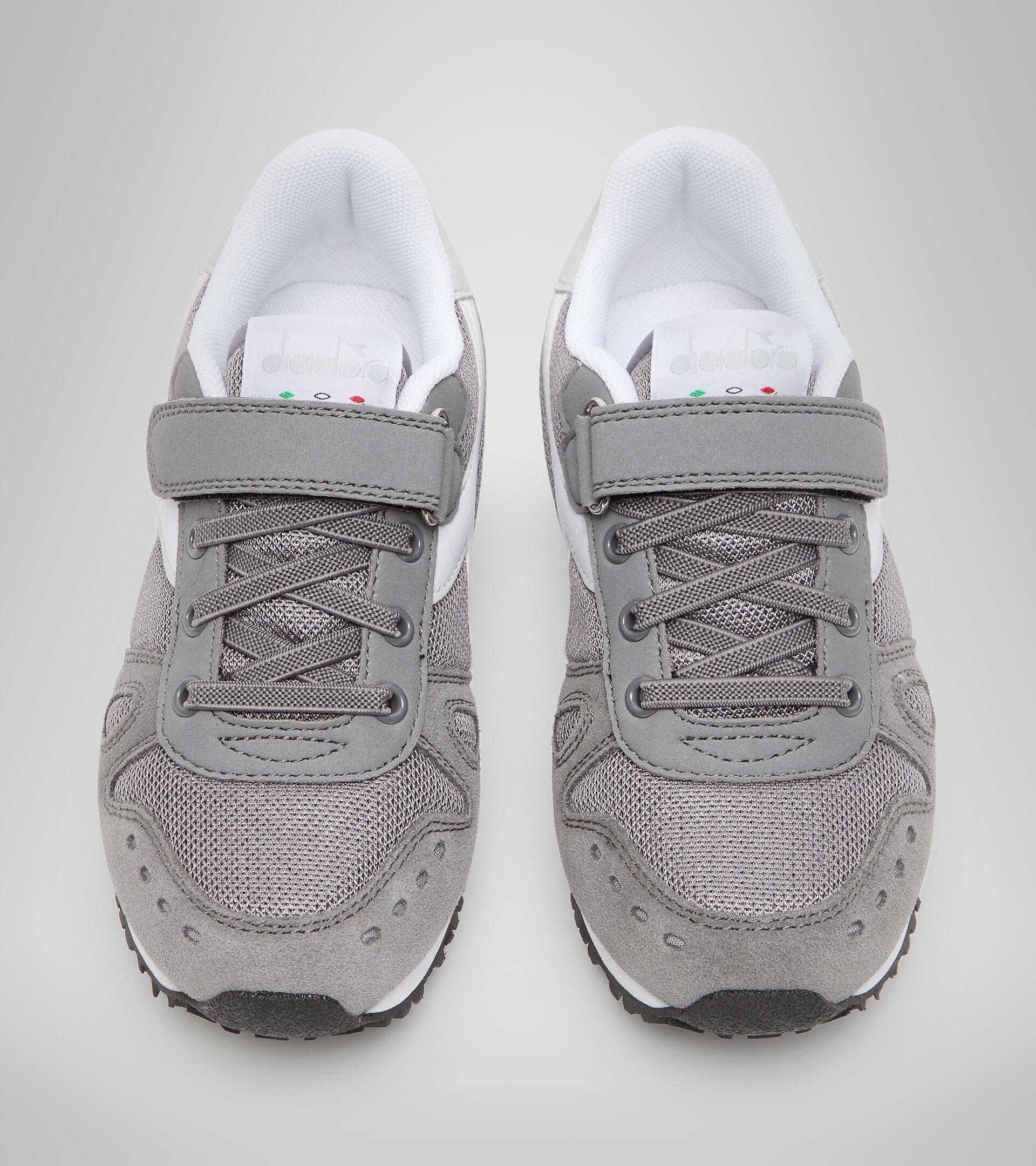 Footwear Sport BAMBINO SIMPLE RUN PS STEEL GRAY Diadora