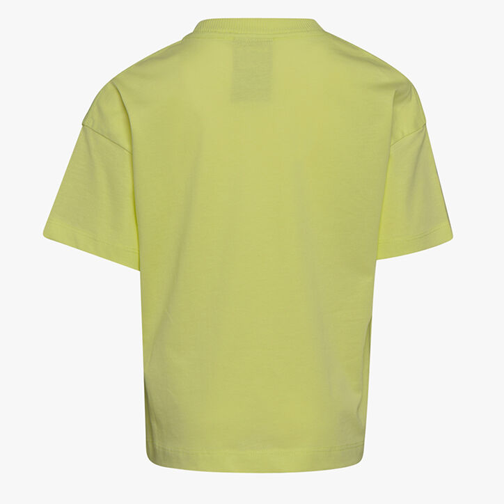 JU. T-SHIRT SS ELEMENTS, GREEN SUNNY LIME, large