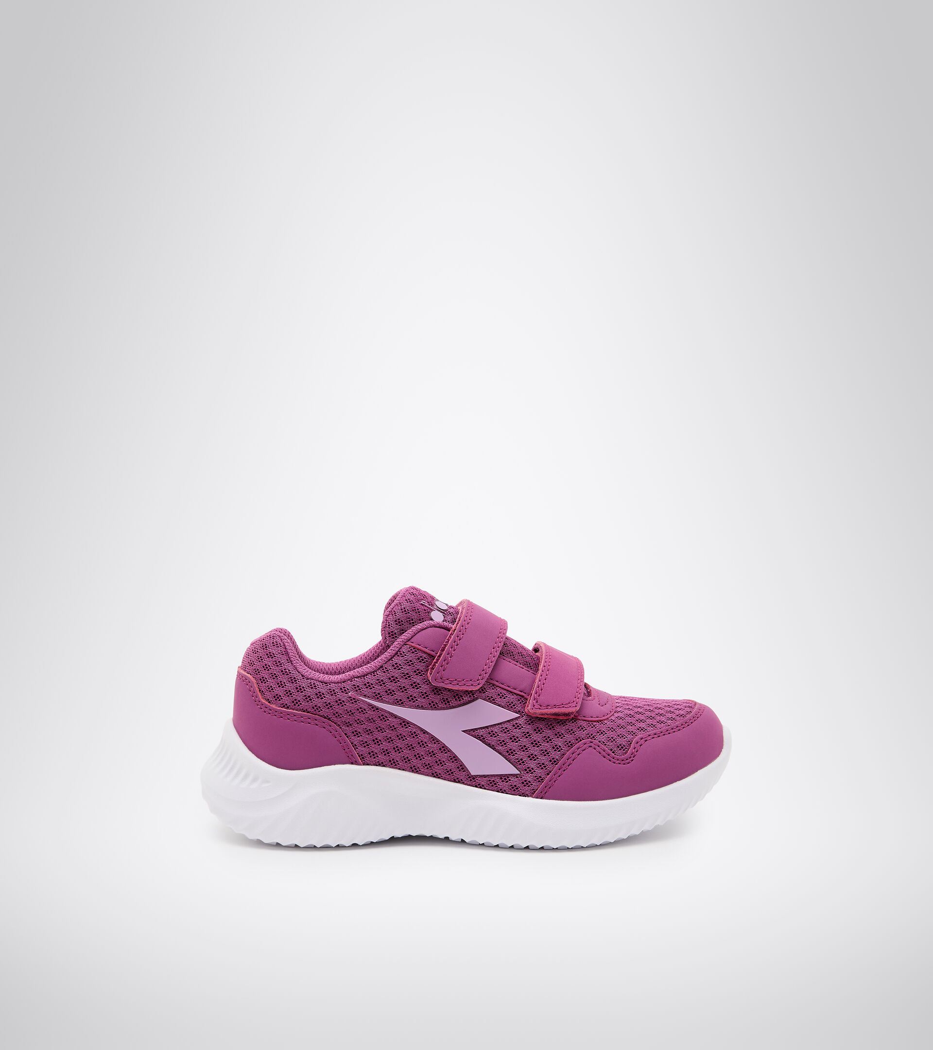 Footwear Sport BAMBINO ROBIN 2 JR V VIOLETA BRILLANTE/TUL VIOLETA Diadora