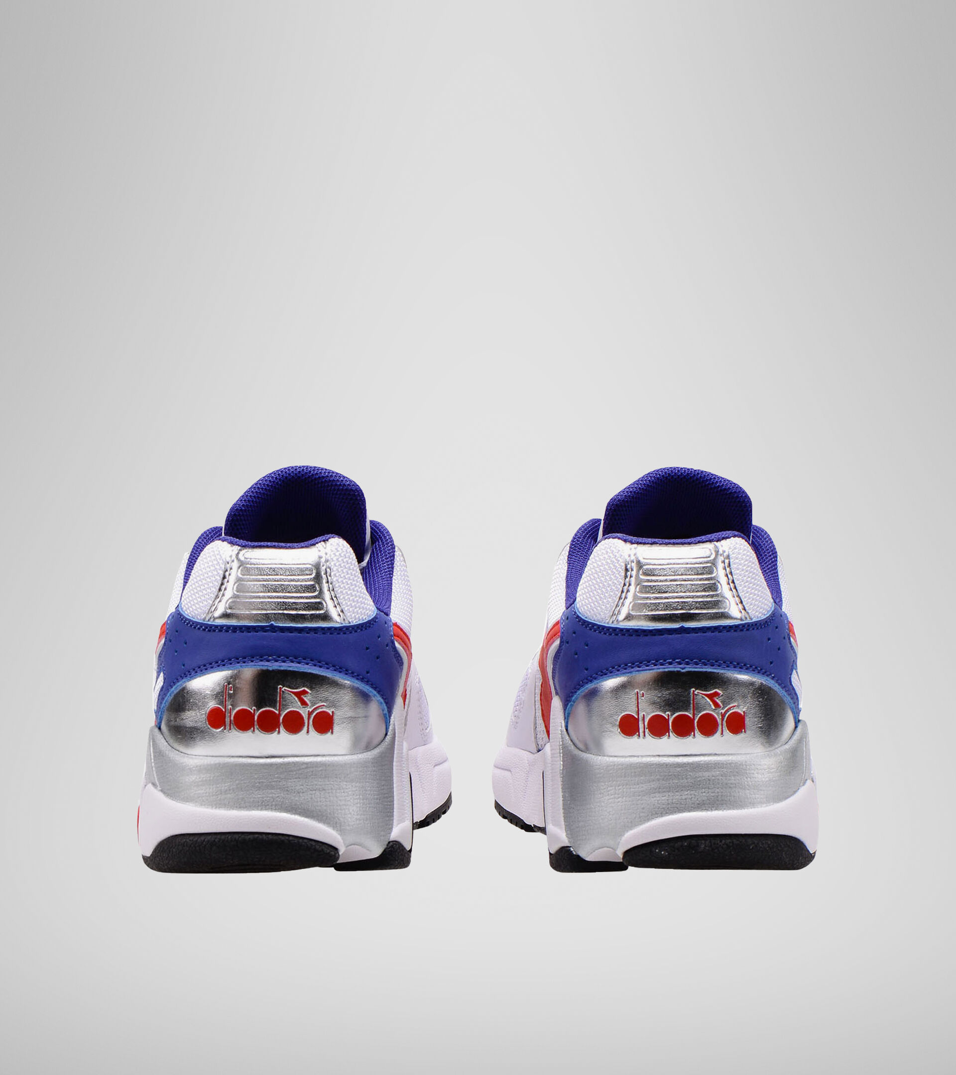 Footwear Sportswear UOMO MYTHOS WHITE/FIERY RED/SPECTRUM BLUE Diadora