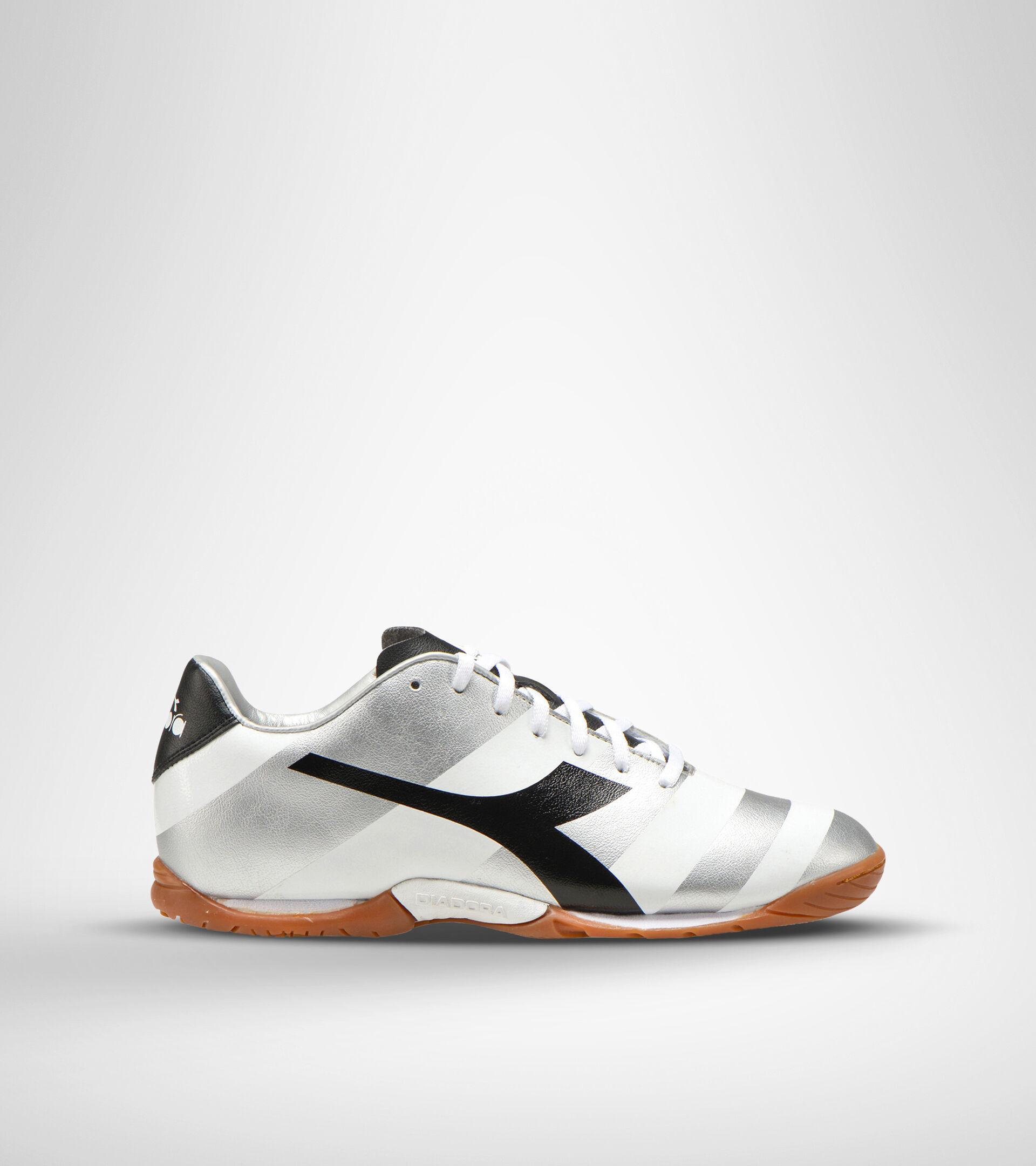 Footwear Sport UOMO RAPTOR R ID WHITE/BLACK/SILVER DD Diadora