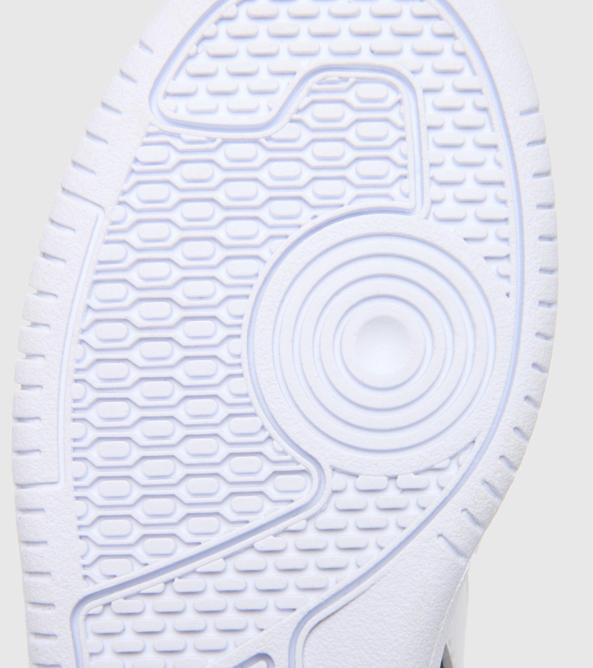 Footwear Sport BAMBINO RAPTOR LOW PS BLU CORSARO/BIANCO Diadora
