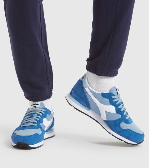 Footwear Sportswear UNISEX CAMARO BLU NEBBIA/BLU VALLARTA Diadora