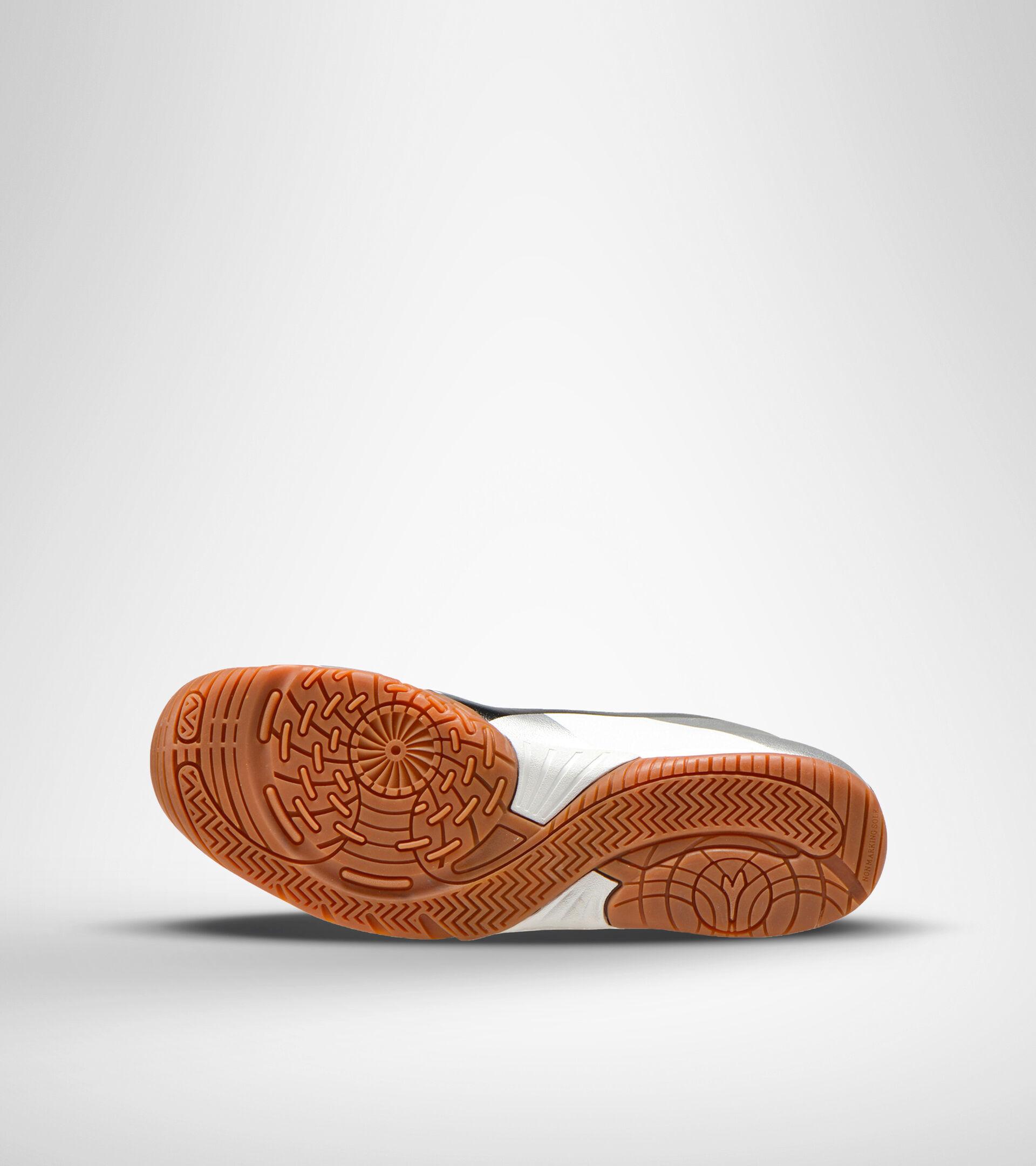 Footwear Sport UOMO RAPTOR R ID BIANCO/NERO/ARGENTO DD Diadora