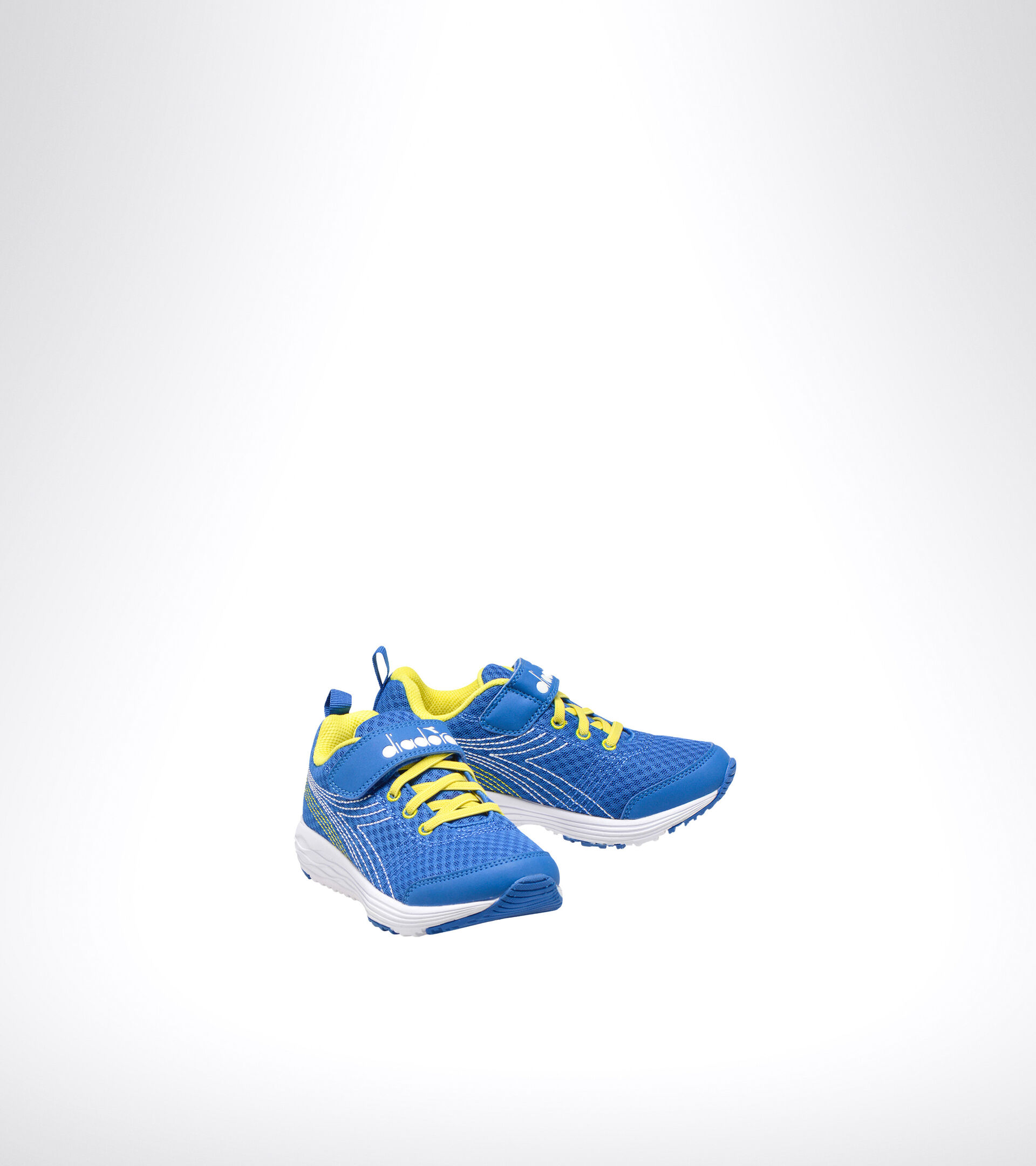 Footwear Sport BAMBINO FLAMINGO 6 JR SKY-BLUE/WHITE Diadora