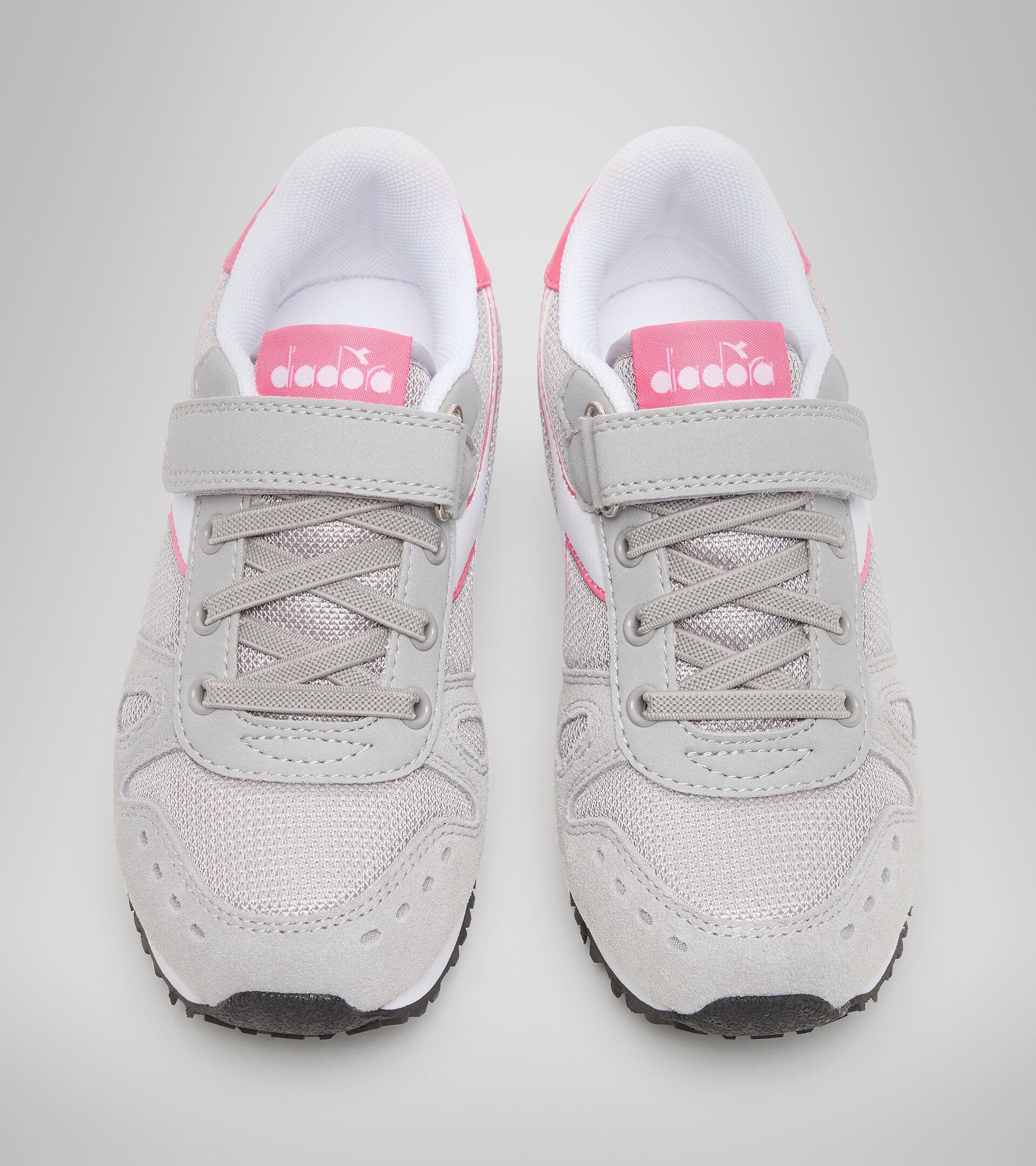 Footwear Sport BAMBINO SIMPLE RUN PS PALOMA GREY Diadora