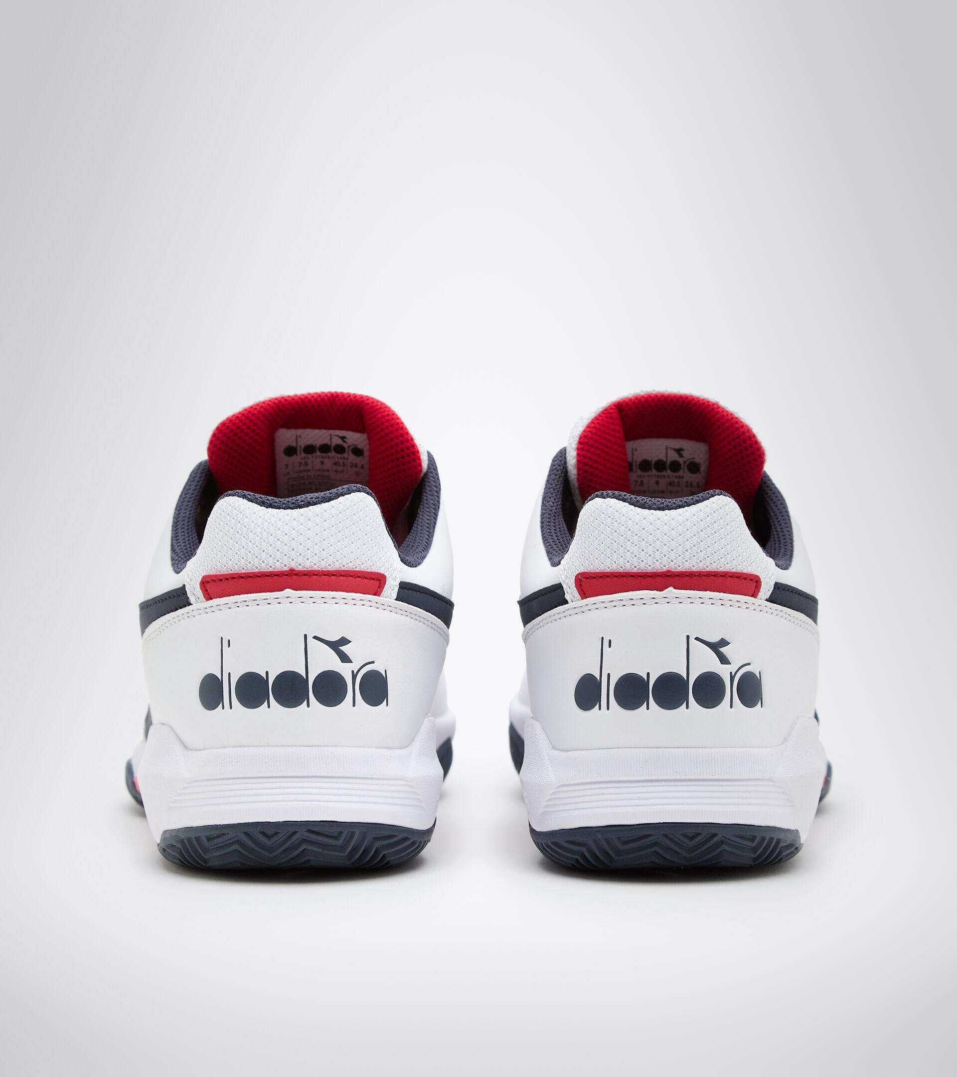 Footwear Sport UOMO S.CHALLENGE 3 SL CLAY BIANCO/BLU CORSARO Diadora