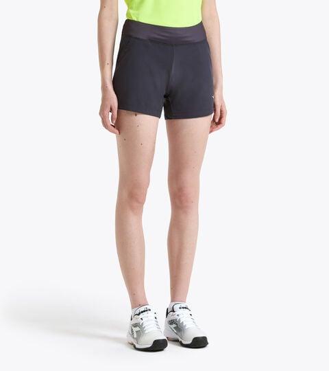 Tennis Shorts - Women L. SHORT COURT DK SMOKE - Diadora