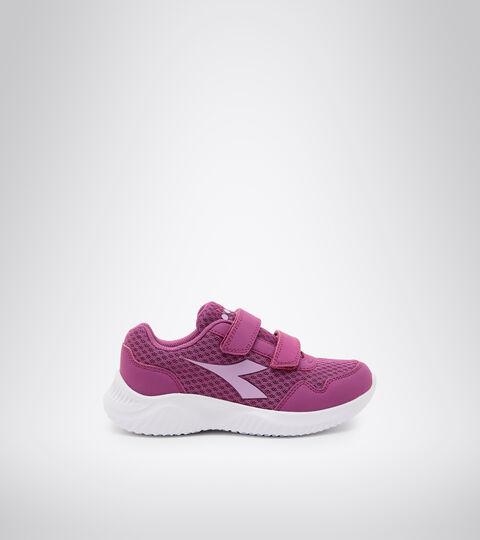 Chaussures de running - Unisexe enfant ROBIN 2 JR V VIOLET VIF/TULLE VIOLETTE - Diadora