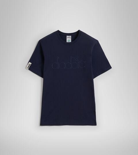 T-shirt - Unisexe T-SHIRT SS DIADORA HD BLEU CABAN - Diadora